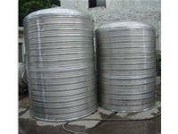 Long-term wholesale stainless steel water tank insulation
